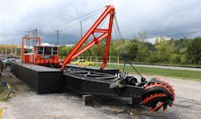 Predator 3000-20 Cutter Head Dredge